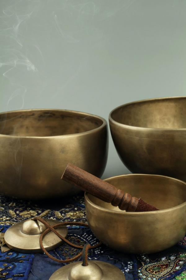 séance bols tibétains détente